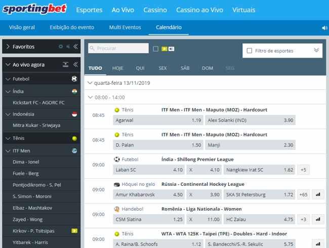 sportingbet_calendário