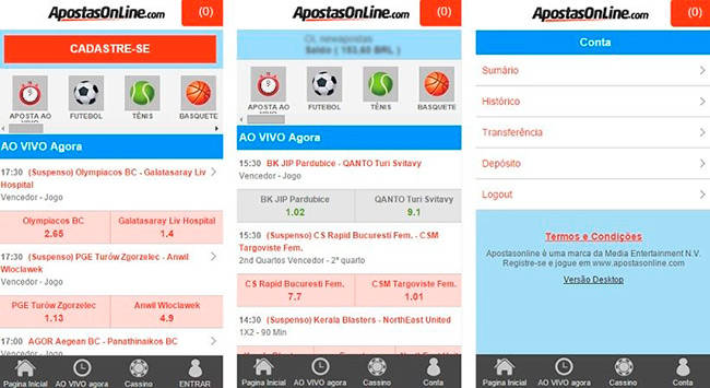 Apostasonline app