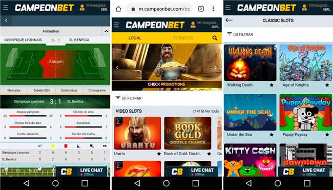 Campeonbet app
