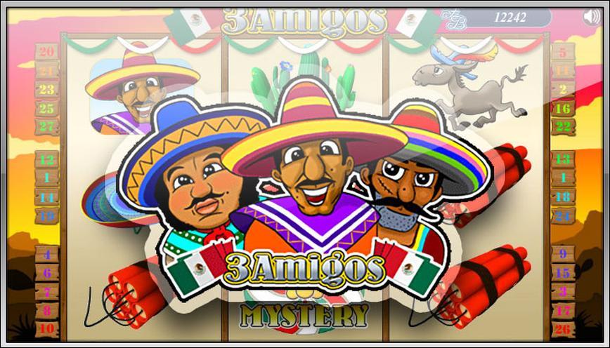 Thee Amigos