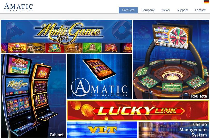 Amatic Gaming