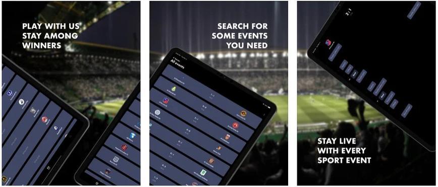 Betmaster IOS app