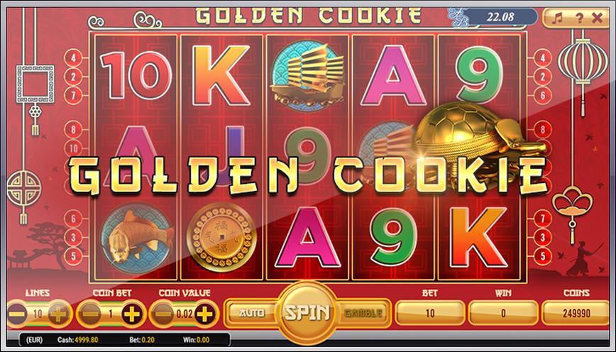 Golden Cookie