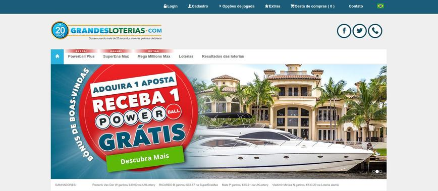 GrandesLoterias.com